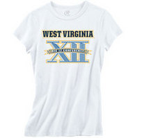 WVU Mountaineers Gear Women's T-Shirt