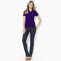 Polo Ralph Lauren Womens SkinnyFit Polo