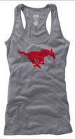 SMU Mustangs League Women's My Favorite Tri-Blend Tank