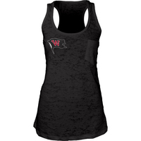 Blue 84 Womens Burnout Tank