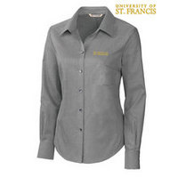 Cutter & Buck Womens Oxford Shirt