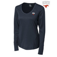 Cutter & Buck Drop Ship Womens Mogul VNeck