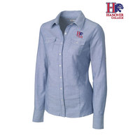Cutter & Buck Long Sleeve Round Robin Oxford
