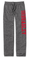 Red Shirt Womens Sweatpant