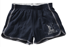 League Womens Triblend Bilt Short