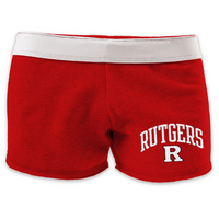 Red Shirt Fleece Shorts