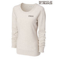Cutter & Buck Drop Ship Womens Broadview Scoop Neck Sweater