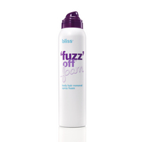 Blissfuzz off foam travel size