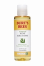 Burts Bees Natural Acne Solutions Purifying Gel Cleanser, 5 Ounces