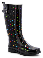 Western Chief Ditsy Dot Rain Boots