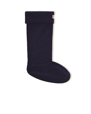 Hunter Boots Boot Sock in Navy, Large