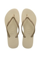 Havaianas Slim Sand Grey, A core style that merchandise perfectly back to any collection.