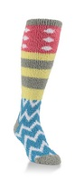 Crescent Socks Cozy Knee High Calypso