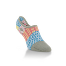 Crescent Sock  Gallery Footsie Calypso