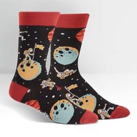 Sock It To Me Mens Crew Sock Odyssey