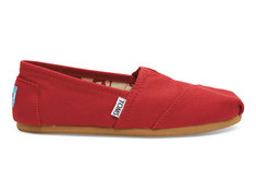 RED CANVAS CLASSIC