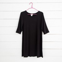 Natural Life Bailey Dress Black