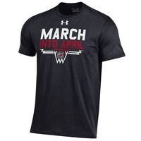 Under Armour Gamecocks March Madness Tee