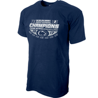 Wrestling National Champions Tee