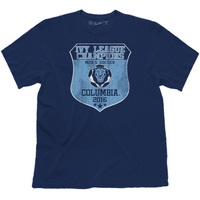 Mens Soccer Ivy League Champions T Shirt