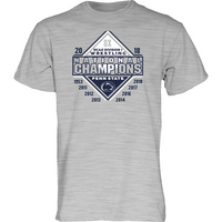 NCAA Division I Wrestling National Champions Tee
