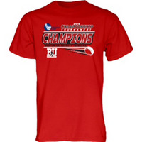Blue 84 Hockey Conference Tournament Champions Short Sleeve Tee