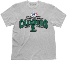 Lacrosse Conference Tournament Champions Short Sleeve Tee