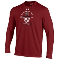 Under Armour Womens Basketball National Champions Long Sleeve Tee