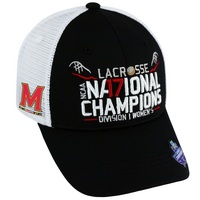 Lacrosse National Champions Locker Room Hat