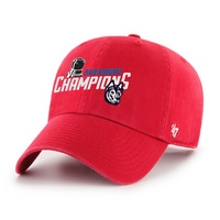 Hockey Beanpot Champions Adjustable Hat
