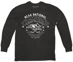 Providence Frozen Four National Champions Long Sleeve Tee