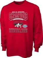 Bakersfield College 2012 State Champions Long Sleeve  Tee
