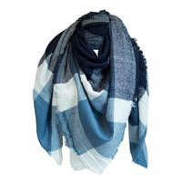 GAMEDAY COUTURE ALL WRAPPED UP OVERSIZED BLANKET SCARF