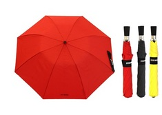 2 Section Auto Open Umbrella