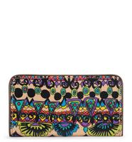 Sakroots Slim Wallet Radiant One World