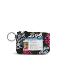 Vera Bradley Zip ID Case, Northern Lights