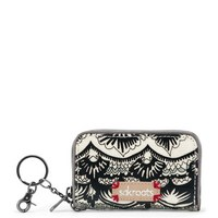 Smartphone Wristlet  Black White One World