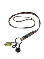 Sakroots Lanyard (Radiant One World)