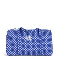 Vera Bradley University of Kentucky Large Duffle