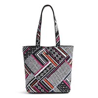 Vera Bradley Tote, Northern Stripes