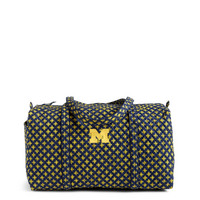 Vera Bradley University of Michigan Large Duffle