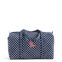 Vera Bradley University of Mississippi Large Duffle