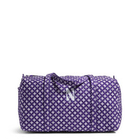 Vera Bradley Northwestern University Large Duffle