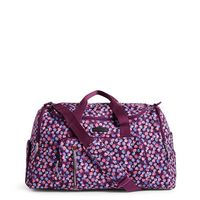 Vera Bradley Lighten Up Ultimate Gym Bag Berry Burst