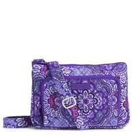 Vera Bradley Little Hipster, Lilac Tapestry