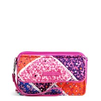 Vera Bradley RFID All In One Crossbody Modern Medley
