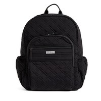 Vera Bradley Campus Tech Backpack Classic Black