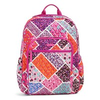 Vera Bradley Campus Tech Backpack Modern Medley