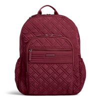 Vera Bradley Campus Tech Backpack Hawthorn Rose