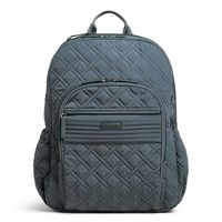 Vera Bradley Campus Tech Backpack Charcoal
